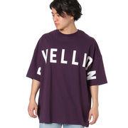 【2018春夏新作】20/-OE天竺 半袖 SUPER BIG-Tシャツ(REVELLION)