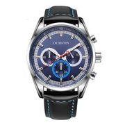 ost メンズ 夜光 クロノグラフ カレンダー腕時計 st-73