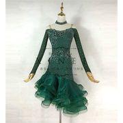 社交ダンスドレス/ モダンドレス ラテンドレス 競技ドレス 203
