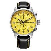 ost メンズ 夜光 クロノグラフ カレンダー腕時計 st-79
