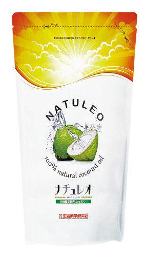 ピュアココナッツオイル100% ナチュレオ