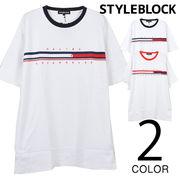 リンガー衿Tシャツ/sb-275733