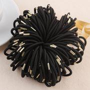 ヘアアクセサリー 激安 ヘアゴム シュシュ 選べる3色 シンプル 元結い 髪止め 髪飾り