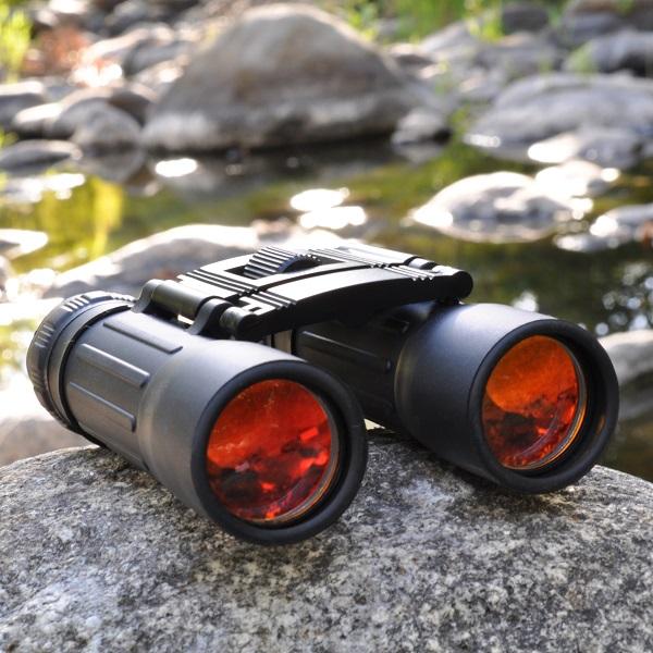 HUMVEE ハンヴィー 折りたたみ式 12倍コンパクト双眼鏡 12×25  USA直輸入モデル