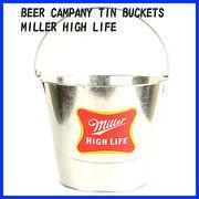ビール カンパニー ティン バケツ 【Miller HIGH LIFE】