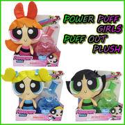 POWER PUFF GIRLS PUFF OUT PLUSH 【パワーパフガール パフアウト プラッシュ】