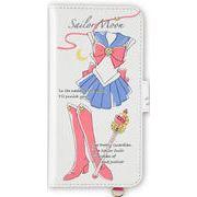 美少女戦士セーラームーン 汎用手帳型スマートフォンカバー(M) セーラームーン SLM-69A