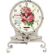 ロイヤルアーデンロイヤルアーデン 置時計 クラシックローズ 69138
