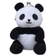 パンダのぬいぐるみがまぐち