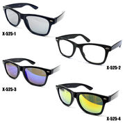 【新製品】セルフレームサングラス(UVカット)X-525