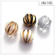 rikiビーズ【riki-145】モダンビーズ/ビーズパーツ/カラービーズ/ハンドメイド/手芸