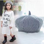韓国風帽子★新しいスタイル★キッズ帽★キッズ用 ベレー帽