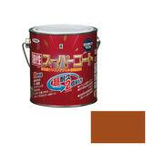 アサヒペン 油性スーパーコート 0.7L カーキー×5セット
