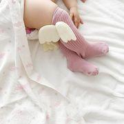格安!欧米INS人気★幼児★ベビー★アンクルソックス★ソックス★滑り止め靴下★ツバサ★0-4歳