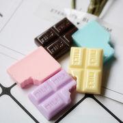 韓国大人気 ハンドメイド 樹脂素材 ミルクチョコレート アクセサリーパーツ