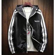 秋冬新作メンズジャケット トップス大きいサイズ おしゃれ ゆったり♪ブラック/グリーン/パープル3色