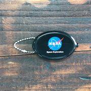 NASA公認コインケースキーチェーン・インサイニア(ミートボール)