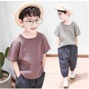 2点セット新品★キッズ★キッズファッション★キッズ男の子★シャツ+ズボン