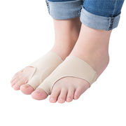 外反母趾サポーター 靴ズレ防止 シリコンパッド内蔵