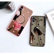 iPhoneXS MAX iPhoneX iPhoneXR iPhoneケース iPhone7 ハートミラケース