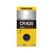 東芝 コイン形リチウム電池 CR1620EC