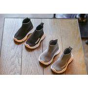 新品★★  ファッション シューズ★  キッズ靴 単靴★21-30