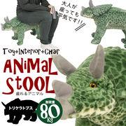 座れる恐竜チェア【トリケラトプス】