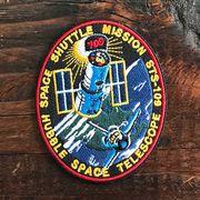 【予約販売】NASA公認ワッペン・アップリケ・スペースシャトルミッション・STS-109