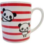 ツインパンダ マグカップ ボーダーパンダ D