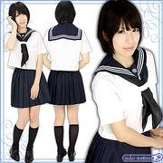 ■送料無料■ 学習院女子高等科 夏服 サイズ:M/BIG