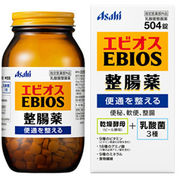 エビオス整腸薬 504錠