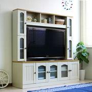 カントリー 壁面家具 リビング 50インチ対応 TV台 ゲート型 150cm幅 FS-16154CTY