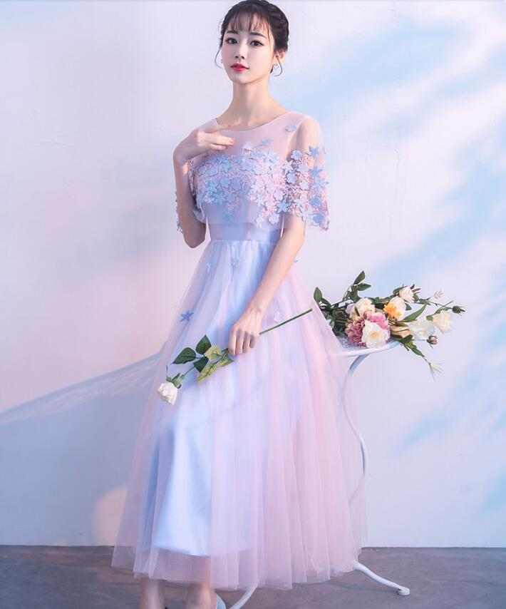 b496103c79c34 激安 ウエディングドレス お呼ばれ 花嫁 エレガント パーティー 結婚式 二次会 忘年会 披露宴 ミモレ丈