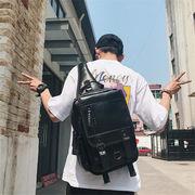 超人気★簡約! キャンパス★ファッション! ストリート ファッションチェストバッグ