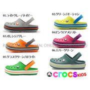 S) 【クロックス】 204537 クロックバンド キッズ 全6色 キッズ&ジュニア