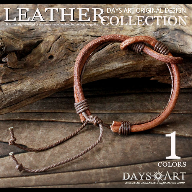 ブレスレット 本革 ネイティブデザイン レザーブレスレット 革紐 フリーサイズ 天然皮革 本革