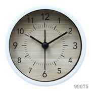 置き時計 ゾーイ ラウンド ホワイト