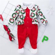 ベビーコスチューム ハロウィン スカート 赤ちゃん クリスマス SALE 韓国 ブラウン/0-24ヶ月