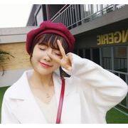 ★秋冬新作★ レディースファッション 帽子ベレー帽 かわいい オシャレ6色