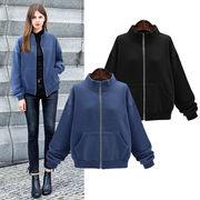 秋冬新商品730299 大きいサイズ 韓国 レディース ファッション ファー コート  3L 4L 5L