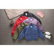 2018💕韓国ファッション 男の子屋外冬 野球スタイリッシュな ジャケット