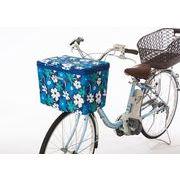 2段式自転車カゴカバー