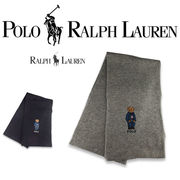 RALPH LAUREN JEAN JACKET SWEATER BEAR SCARF  17153