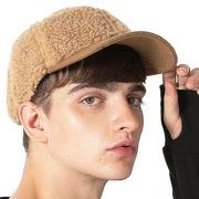 キャップ ボア ウール ベースボールキャップ 帽子 フリーサイズ メンズ インプローブス 韓国