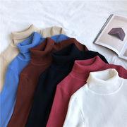 買い逃し注意  韓国ファッション  CHIC気質  ゆったりする  セーター