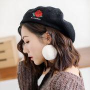 帽子 キャップ ファッション ハット ニット 秋冬 カジュアル