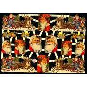 Ernst Freihoff スクラップシート <クリスマス サンタ> *クロモス