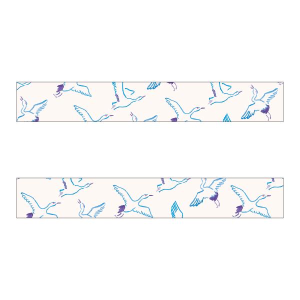 【おいわいのし】マスキングテープ(鶴)