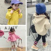 キッズ  Tシャツ カジュアル  ファッション 女の子 厚手 長袖 韓国子供服 SALE