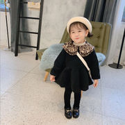 秋冬 キッズ 子供服 キッズ服 長袖 ファッション ワンピース  韓国